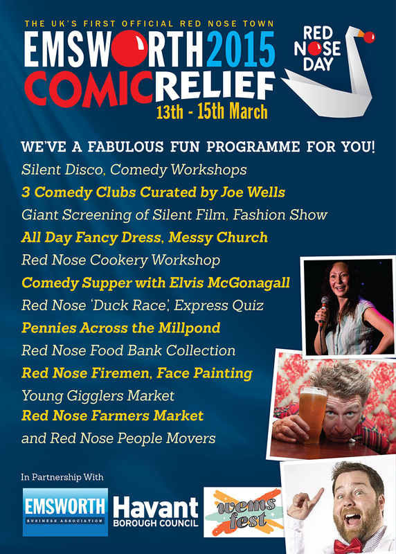 Emsworth Comic Relief 2015